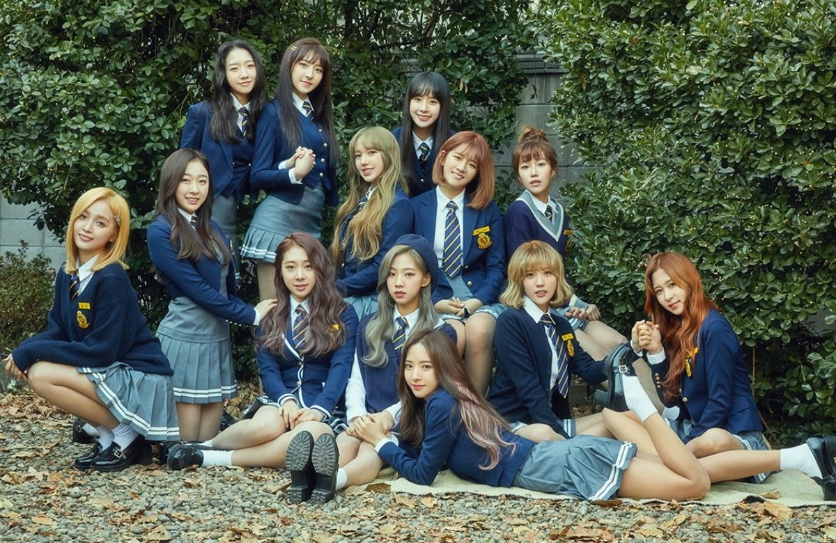 WJSN Cosmic Girls Members